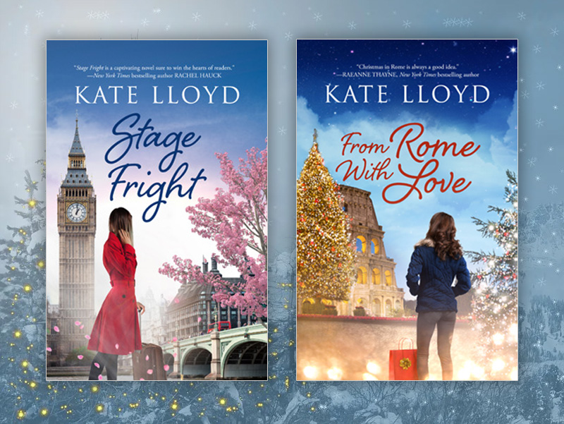 Enter for a chance to win one of 15 copies of either Stage Fright or From Rome With Love