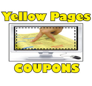 Yellow Pages Coupons