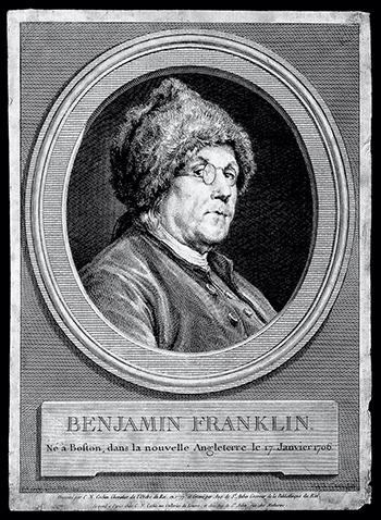 Ben Franklin Marten Cap
