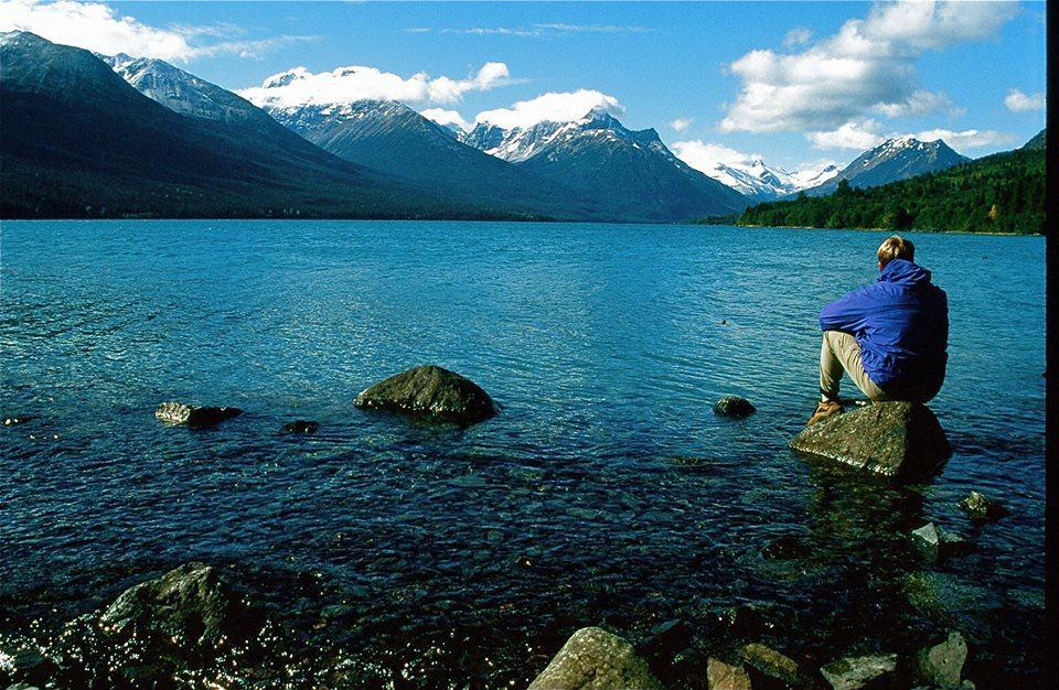 Turner Lake Tweedsmuir Park Adventures