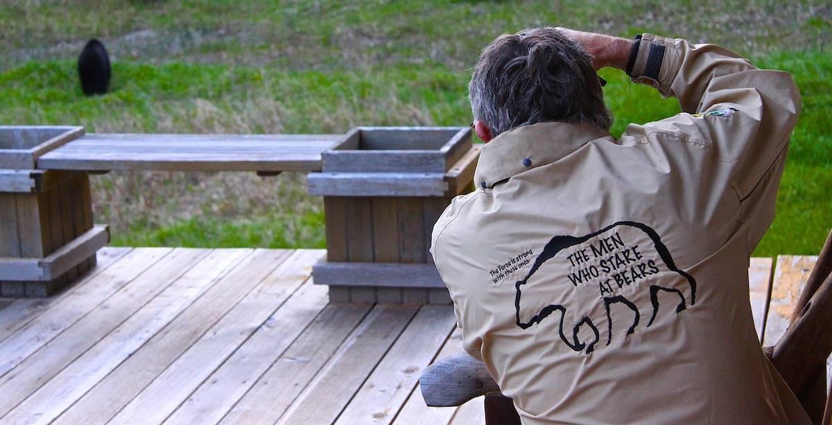 wildlife photography Great Bear Chalet