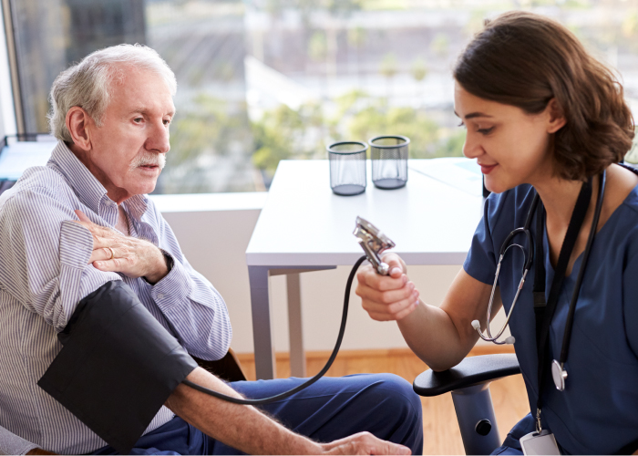 Post-Operative Assistance for seniors