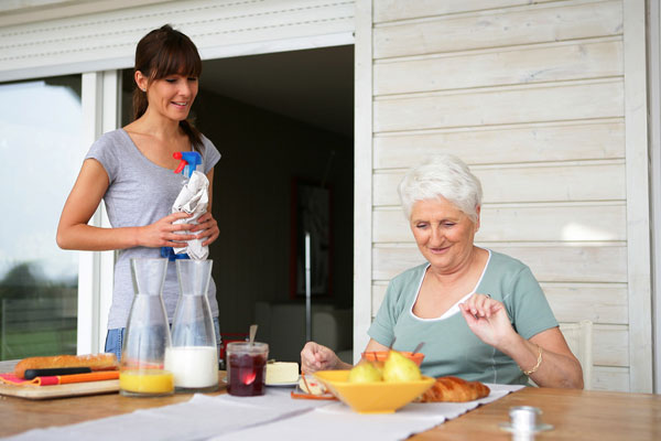 Light Housekeeping, Ability Nursing