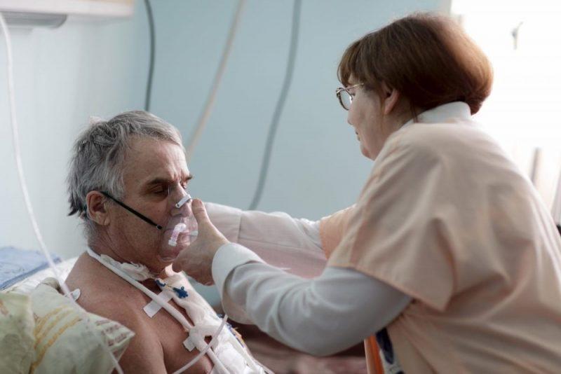 Pulmonary care for elderlies, Ability Nursing