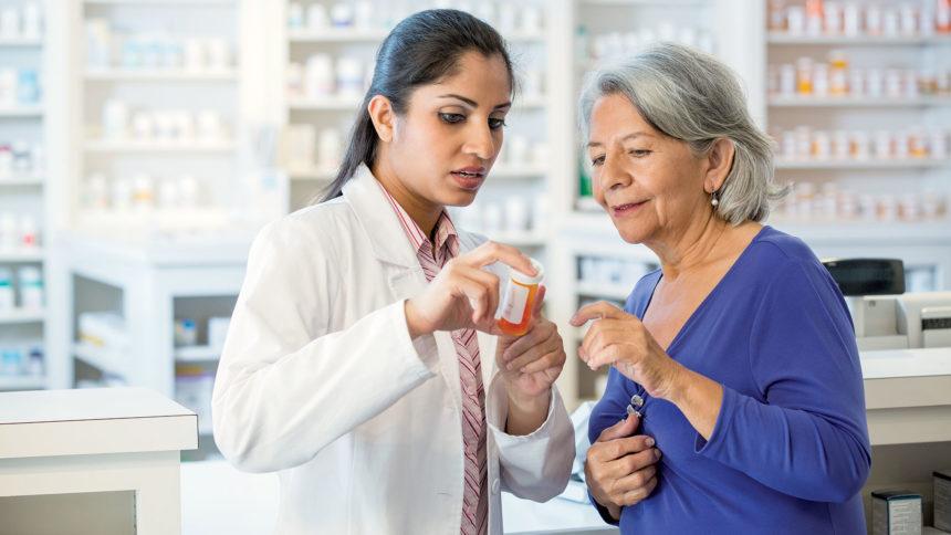 Seniors prescription drugs, Ability Nursing