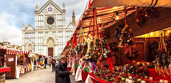 Florence Christmas market 600