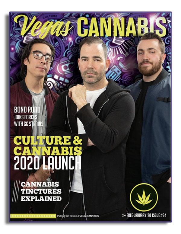 EPC cannabis ratio tinctures on Vegas Cannabis Magazine