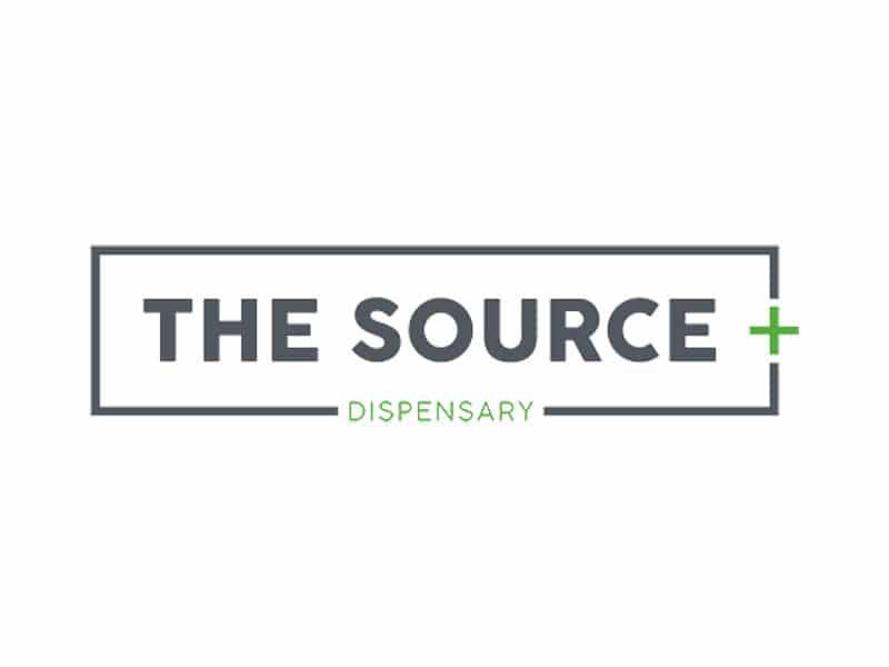 The Source dispensary logo