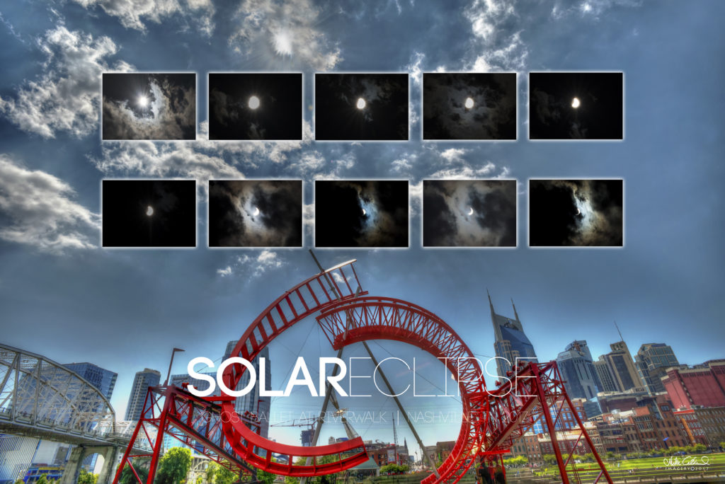 Solar Eclipse from Nashville Tennessee by Michael Caldwell of StudioSix
