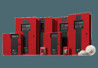 Honeywell-Silent-Knight-Fire-Alarm-Panels