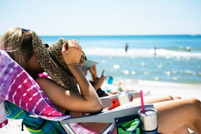 sun protection sunscreen and summer skin care at Enlighten Laser