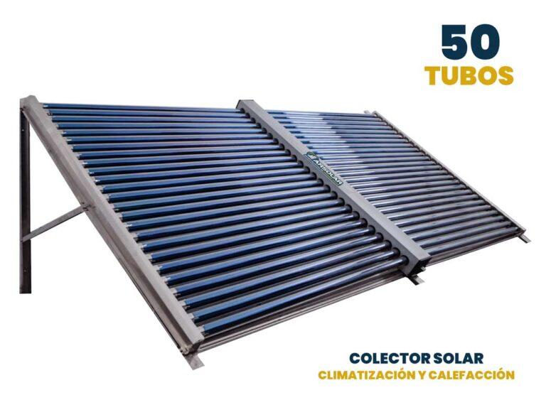 Colector Solar 50 Tubos