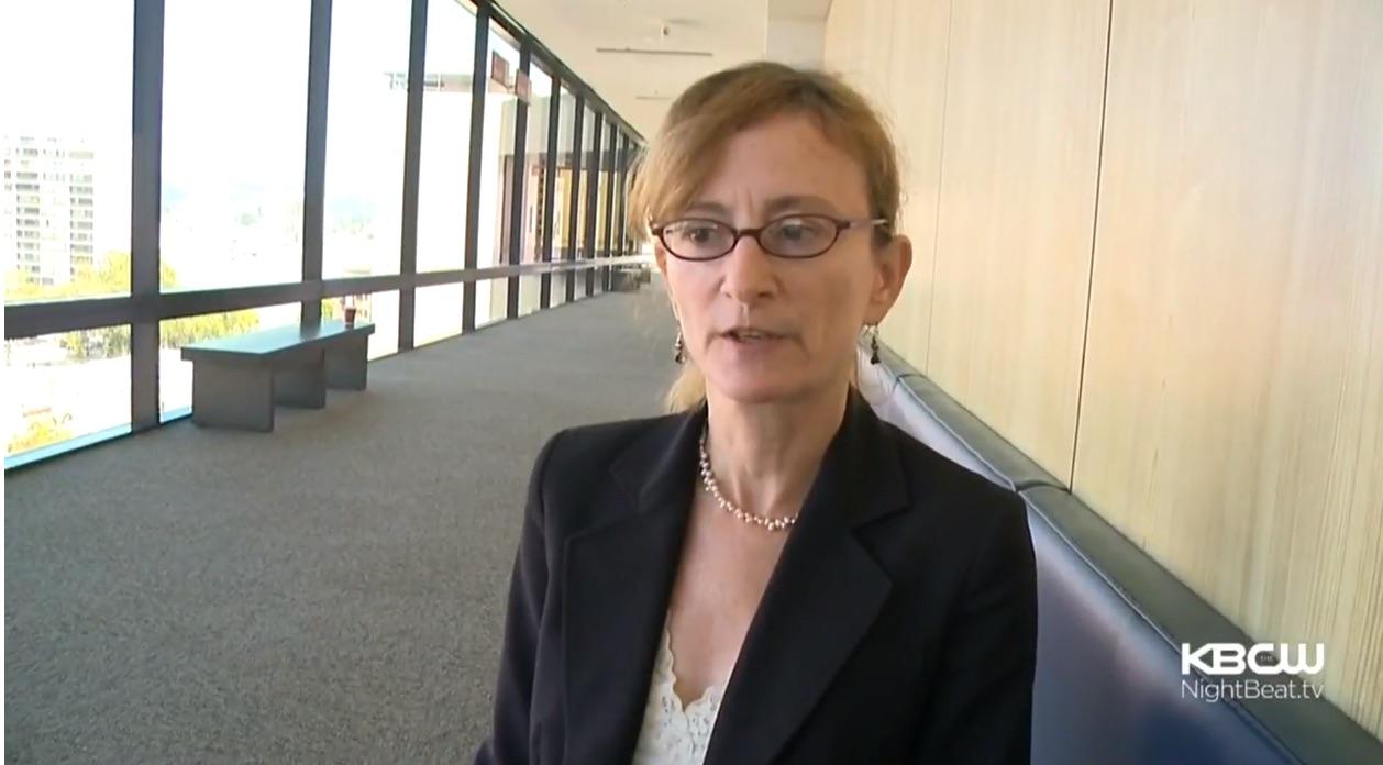 Laura Robinson – Video – KPIX / CBS NEWS Story Marcus Moss Case