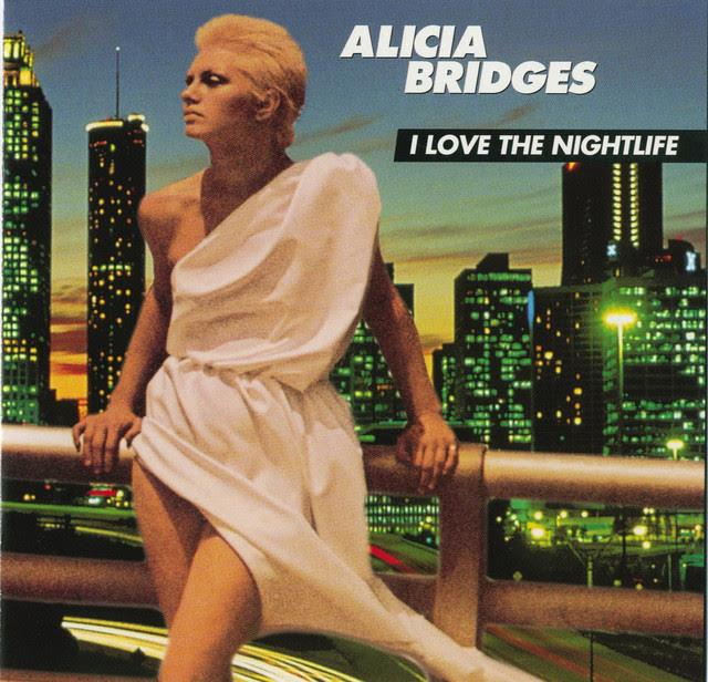 Alicia Bridges: I Love The Night Life (Disco 'Round) (1978) #Spotify #Disco #Music