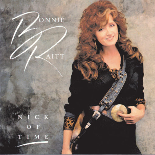 Country singer and songwriter Bonnie Raitt. SpotifyThrowbacks.com