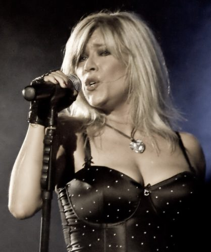 Samantha Fox, dance deva. SpotifyThrowbacks.com