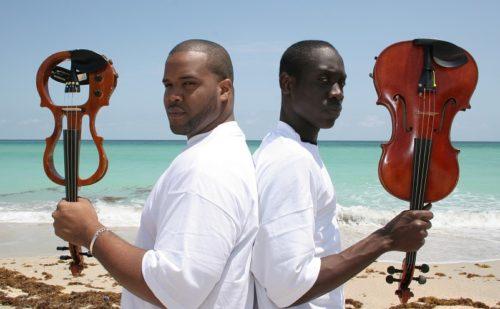 Black Violin, classically trained violinists, hop hop, SpotifyThrowbacks.com