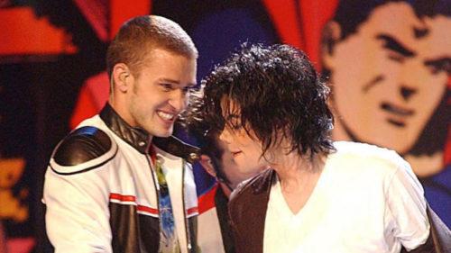 Justin Timberlake & Michael Jackson, SpotifyThrowbacks.com