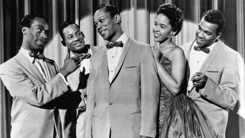 The legendary  Platters!! SpotifyThrowbacks.com