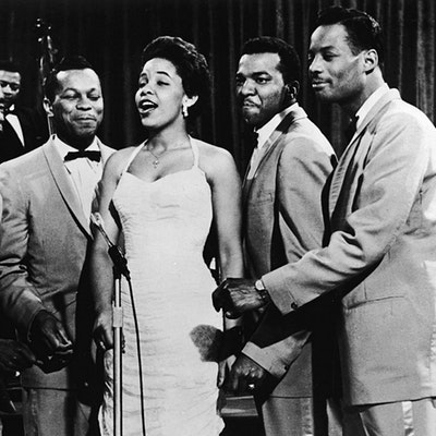 The Platters, SpotifyThrowbacks.com
