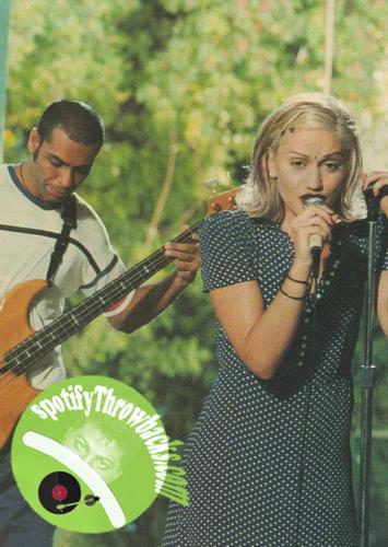 Band called No Doubt - SpotifyThrowbacks.com