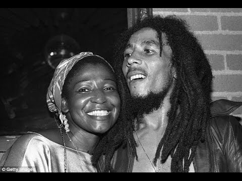 Rita & Bob Marley. SpotifyThrowbacks.com