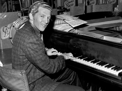 Jerry Lee Lewis - SpotifyThrowbacks.com