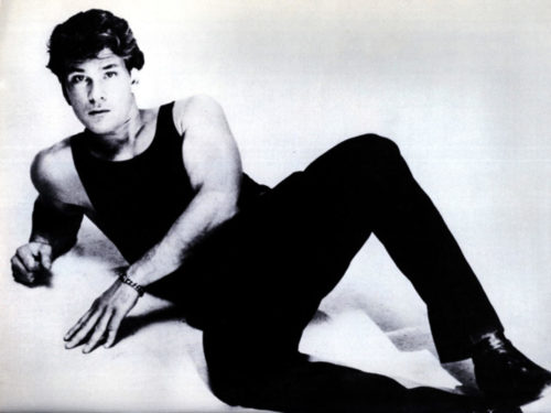 Patrick Swayze - SpotifyThrowbacks.com