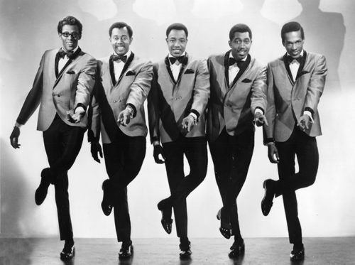 Eddie Kendricks, former member of The Temptations - SpotifyThrowbacks.com