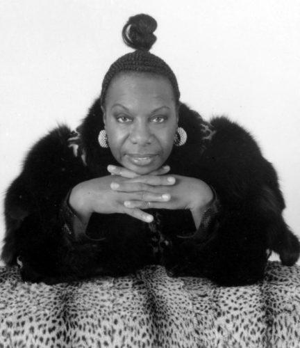Nina Simone - SpotifyThrowbacks.com