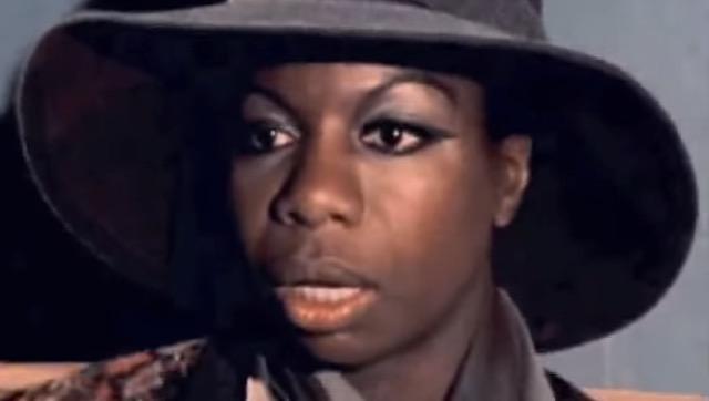 The late Nina Simone - SpotifyThrowbacks.com