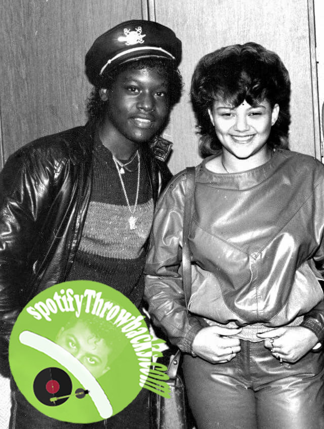 Johnny Gil & Stacy Lattisaw - SpotifyThrowbacks.com