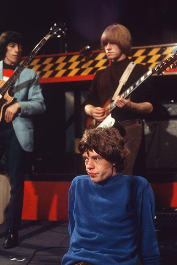 The Rolling Stones - SpotifyThrowbacks.com