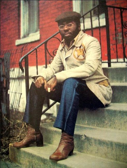 Curtis Mayfield - SpotifyThrowbacks.com