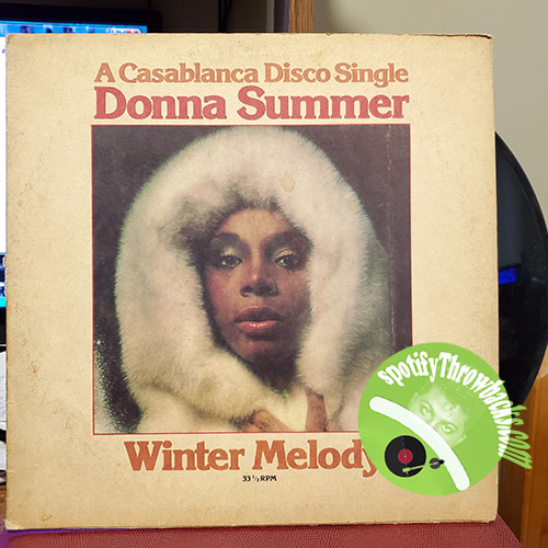 Donna Summer - SpotifyThrowbacks.com