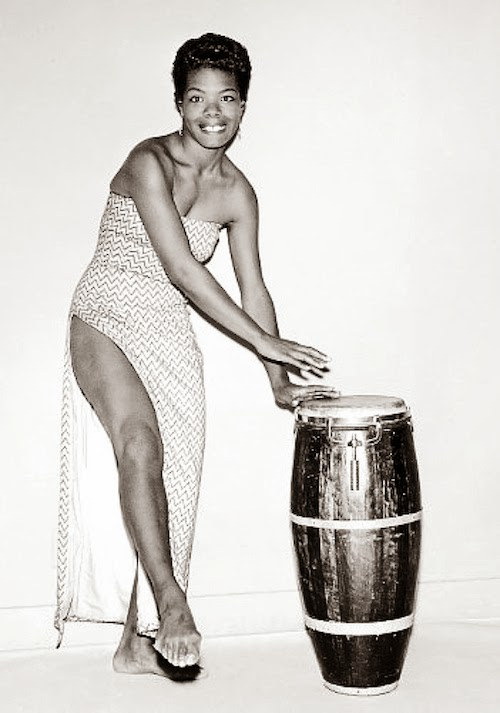 Maya Angelou - SpotifyThrowbacks.com