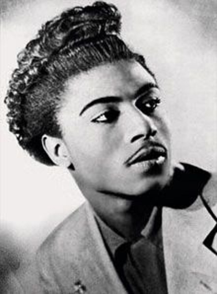 Ms. Little Richard - SpotifyThrowbacks.com