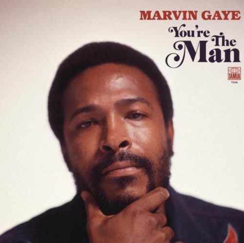 Marvin Gaye - SpotifyThrowbacks.com
