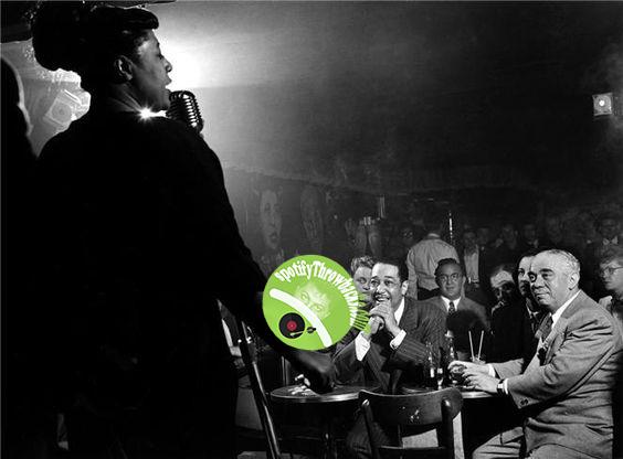 Ella Fitzgerald - SpotifyThrowbacks.com