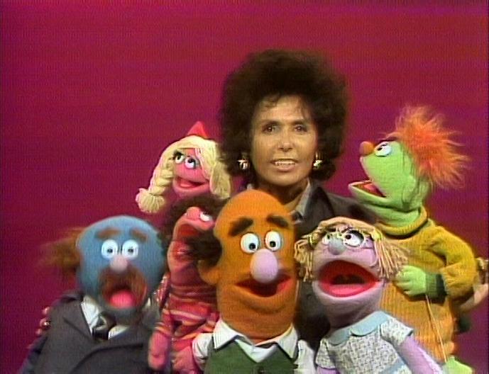Lena Horn & The Muppets - SpotifyThrowbacks.com