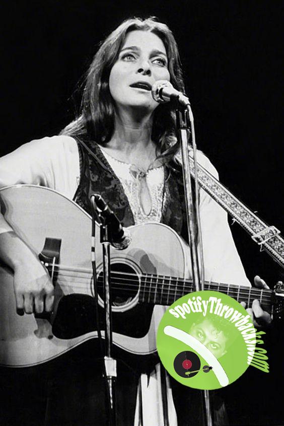 Judy Collins - SpotifyThrowbacks.com