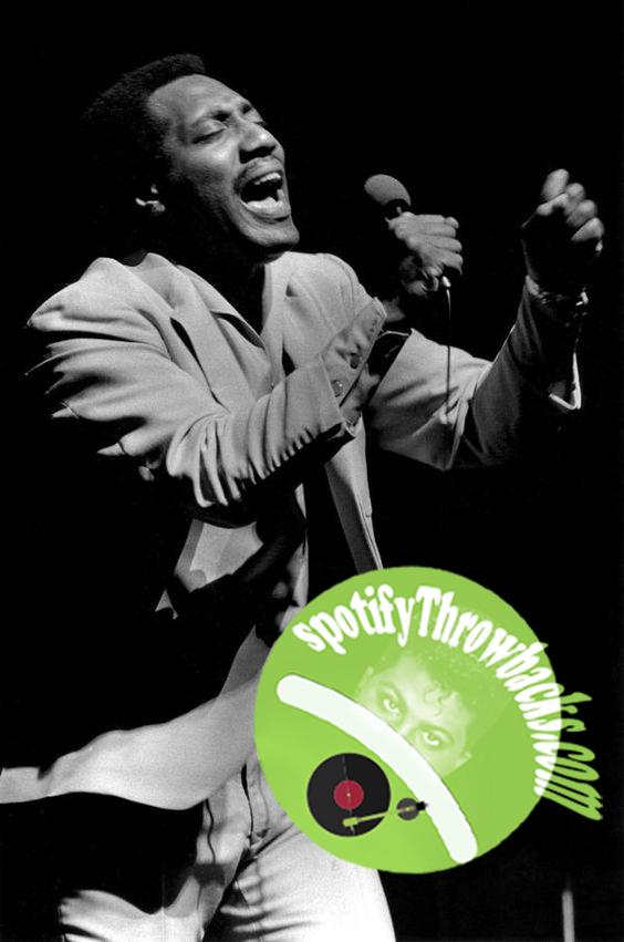 Otis Redding - SpotifyThrowbacks.com