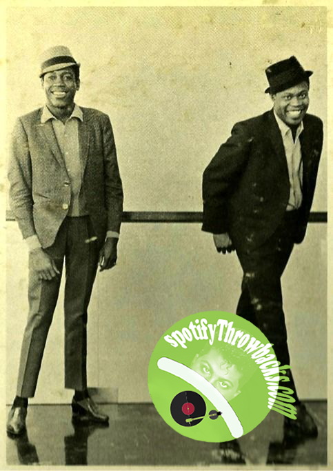 The legendary duo Sam & Dave - SpotifyThrowbacks.com