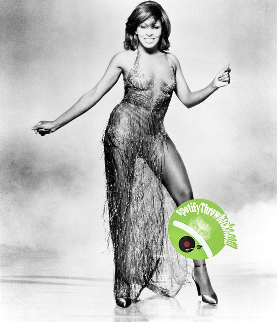 Tina Turner - SpotifyThrowbacks.com