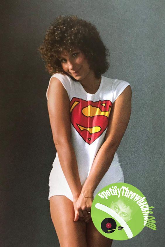 Barbra Streisand - SpotifyThrowbacks.com
