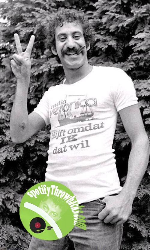 The late legendary folk singer, Jim Croce - SpotifyThrowbacks.com