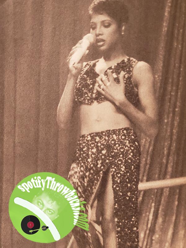 Toni Braxton - SpotifyThrowbacks.com