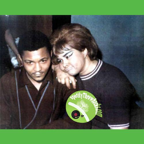 Etta James and husband - SpotifyThrowbacks.com