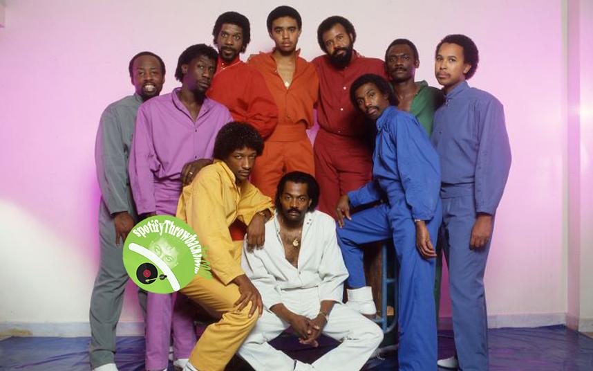 Kool & The Gang - SpotifyThrowbacks.com