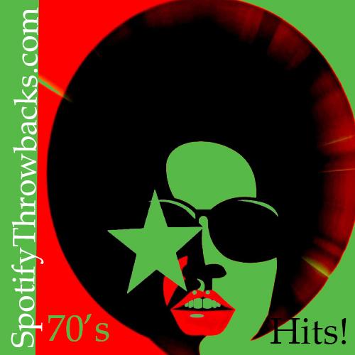 1970s most popular hits! SpotifyThrowbacks.com